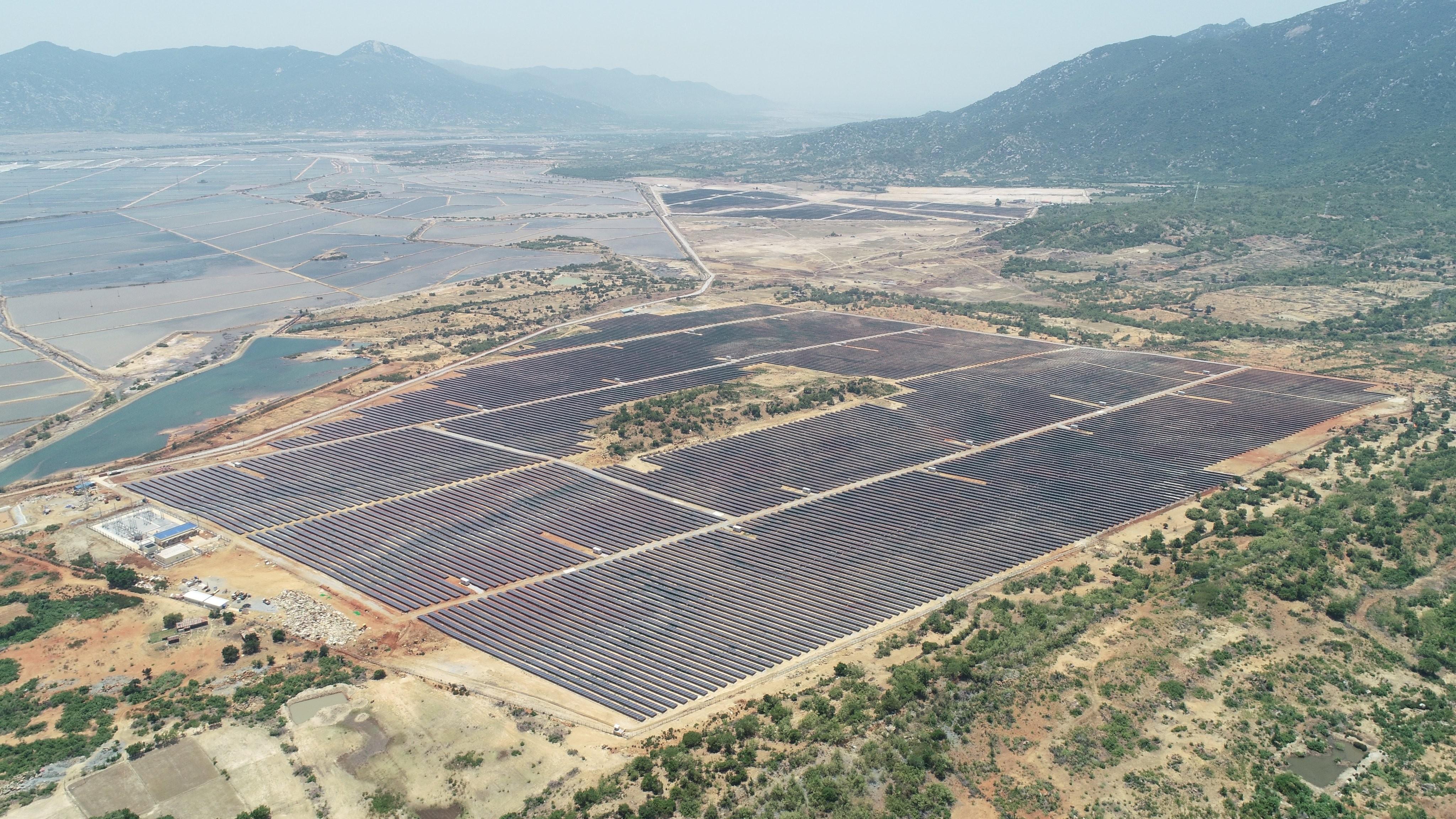 Thuan Nam 19 Solar Power Project